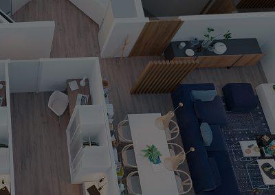 Vivienda Virtual 3D – HOSTALRIC2