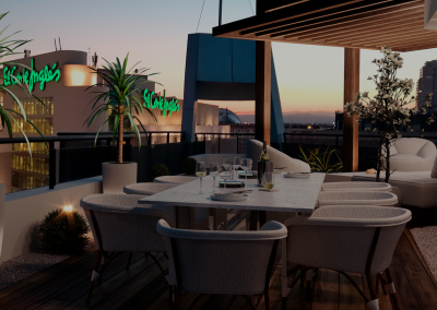 Home Staging Virtual – Terraza