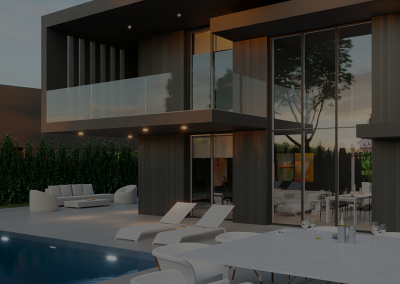 Virtual Design & Build – Vivienda Unifamiliar