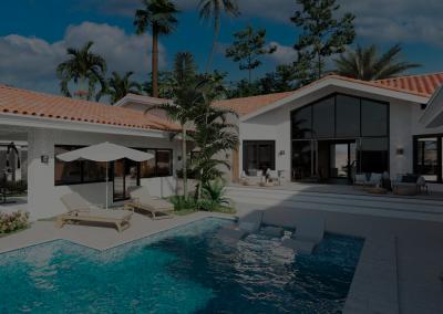 Virtual Design & Build – Vivienda Unifamiliar Golf